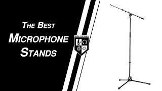 BEST MICROPHONE STAND: Home Studio & Live Production