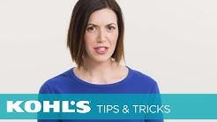 How the Kohl's App Makes Shopping in Kohl's Stores Better | Kohl's