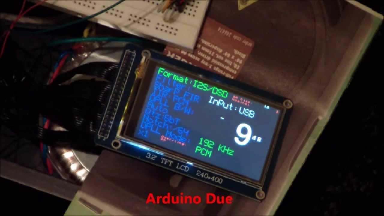 Arduino mega vs due youtube