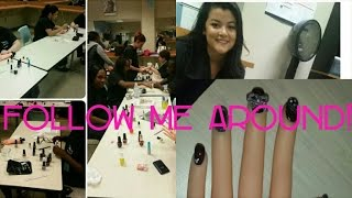 Cosmetology School Vlog