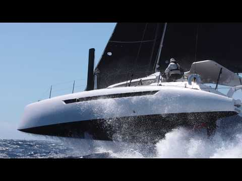 RORC Caribbean 600 on Dazzla Dazcat Kit Boat 1395