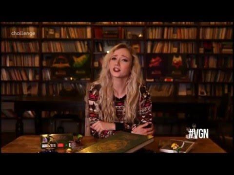game Nation S4 E8  Twilight Princess HD, Zelda SD, CC