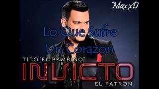 Por Que Les Mientes Tito El Bambino ft Marc Anthony Version Alternativa Letra