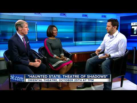Paranormal Film From Milwaukee-raised Filmmaker Debuts At Oriental Theater