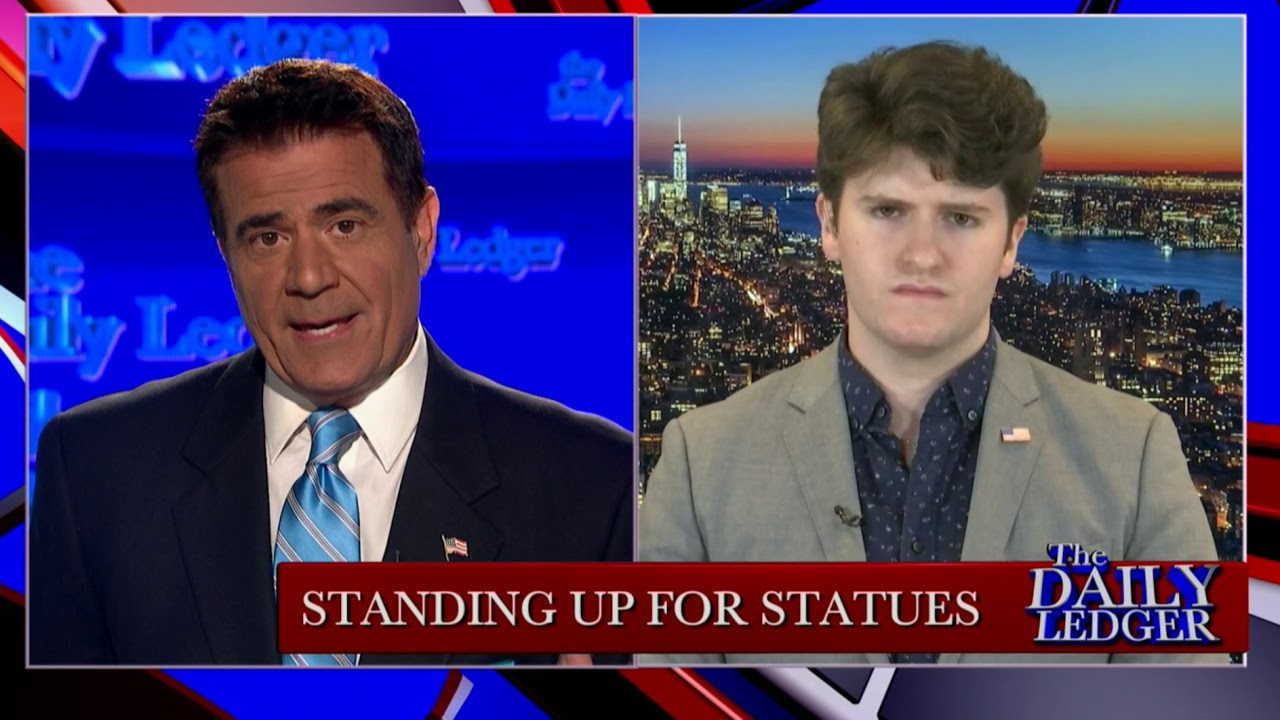 New York Young Republican Club President, Gavin Wax, on Protecting Our History
