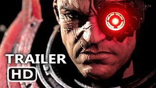 PS4 - Space Hulk: Tactics Gameplay Trailer (Gamescom 2018)