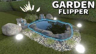 Oczko wodne i basen - Garden Flipper | #6