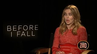 Before I Fall Actress Zoey Deutch Sings