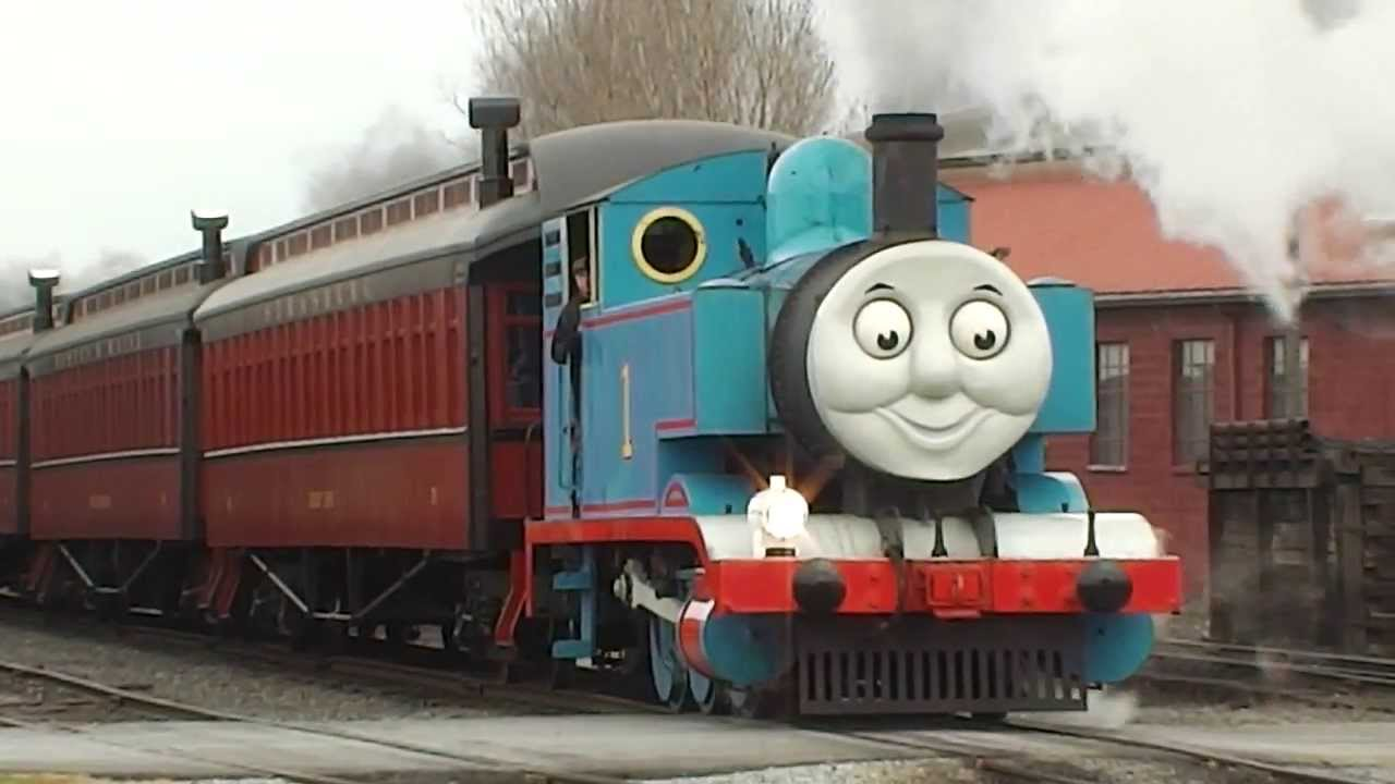 Day Out with Thomas Trailer - ...
