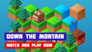Down the Mountain · Game · Gameplay