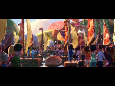 Cloudy with a Chance of Meatballs- music by Yiyi Ma. music made for demo purposes only!