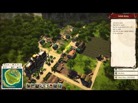Tropico 5 - The Big Cheese - Part 1