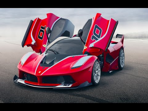 2015 Ferrari Fxx K Price 2 7 Million Most Expensive First