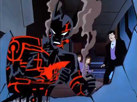 Batman Beyond Hallucinates