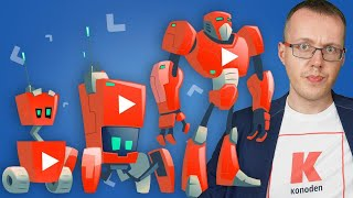YouTube запускает новую главную страницу! Топ новинок YouTube в свежей подборке новостей от #konoden