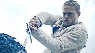 Меч короля Артура (2017) - русский трейлер - VHSник