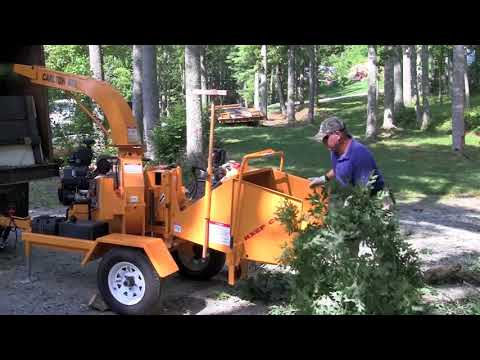 660 Series (6 in.) Ultra Compact Disk Chippers | J.P. Carlton