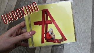 "Billie Eilish: ""Don't Smile At Me"" EP CD UNBOXING"