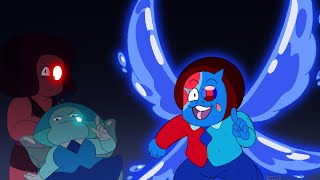 New Pietersite Fusion! Aquamarine and Eyeball - Steven Universe Future