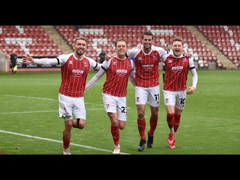 Cheltenham Harrogate Goals And Highlights