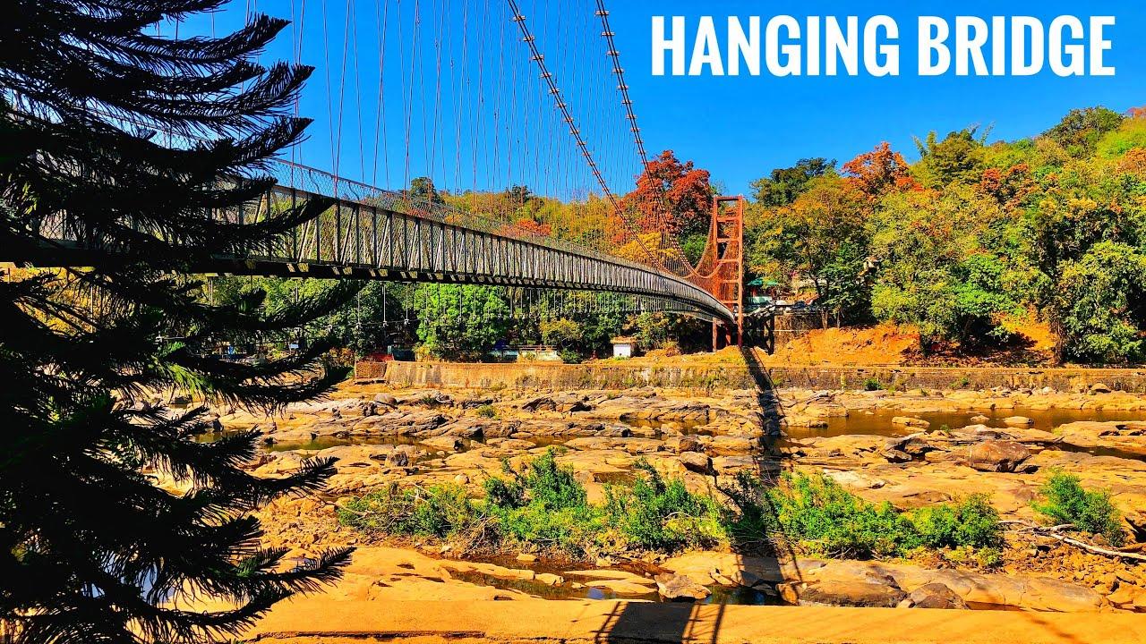 Prakathi gramam and hanging bridge