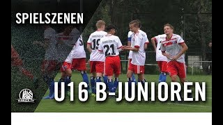 Hamburger SV U16 - Hertha BSC U16 (Blitzturnier)