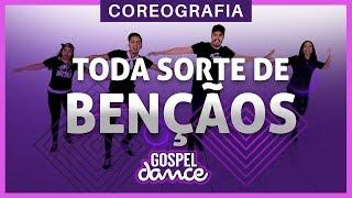 Gospel Dance - Toda Sorte de Bençãos (Remix) - Davi Sacer feat. Dj PV