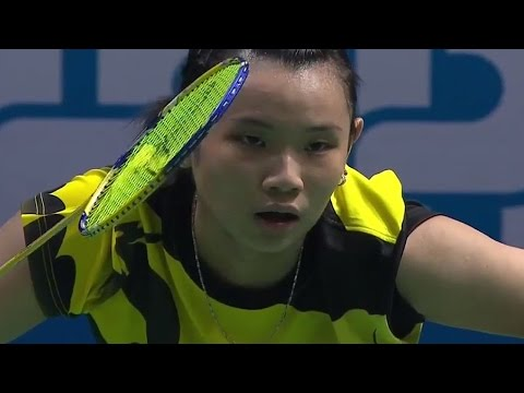 T.T.Ying v S.J.Hyun |WS| Day 5 Match 4 - BWF Destination Dubai 2014