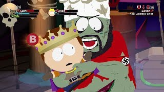 South Park: The Stick of Truth - Chef Boss Fight