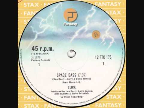 Slick - Space Bass