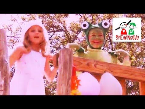 SPIEVANKOVO 3 - Ja som žabka