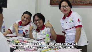 Laporan Tengah Tahun Departemen BWA & Shepherdess 2016 (Indonesia Subtitle)