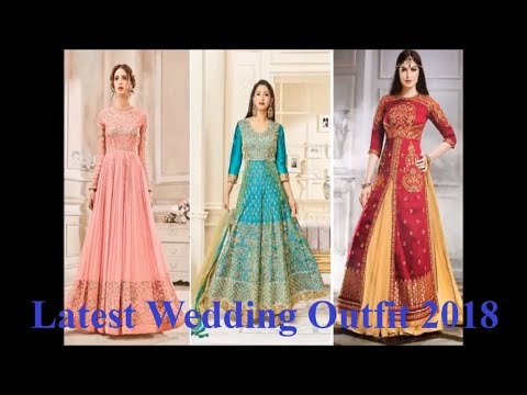 Indian or Asian Wedding Guest Outfit Ideas/Dress Trends 2018-19 from SHAURYASTORE