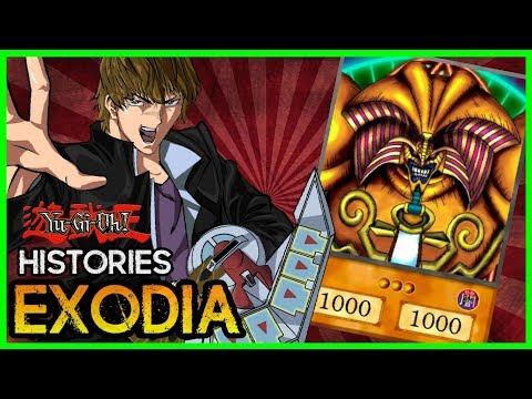 Yu-Gi-Oh! Histories: EXODIA - The Forbidden One