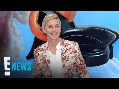 Ellen DeGeneres Considers Ending Her Daytime Talk Show  E News