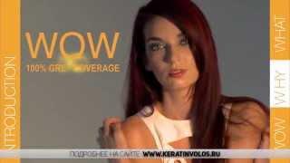 Новая крем-краска для волос с кератином. Окрашивание волос GKhair (Global Keratin)