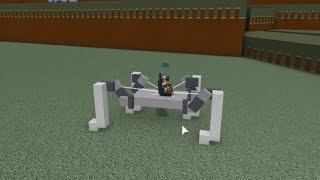 ROBOT LEGS | ROBLOX Build A Boat For Treasure