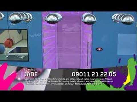Big Brother: Celebrity Hijack Live Eviction  1 Pt. 1