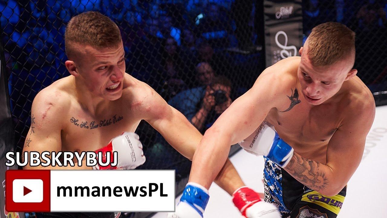 Babilon MMA 2: Hubert Lotta planuje przejść w 2018 na zawodowstwo