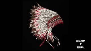 """Tribal"" - Hip Hop Beat | Free Rap Hip Hop Instrumental Music | Wrekon #Instrumentals"