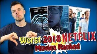 netflix movies ranked