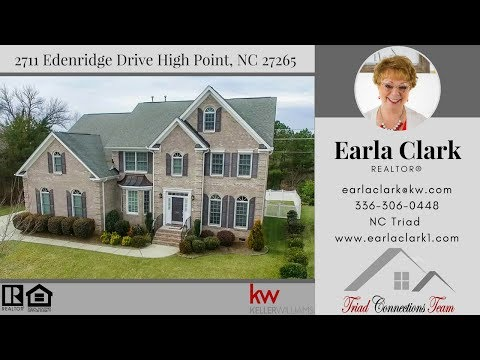 SOLD! 2711 Edenridge Drive High Point, NC 27265