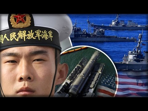 BRINK OF WAR: US UNDERWATER DRONE SEIZED BY CHINESE NAVY IN SOUTH CHINA SEA