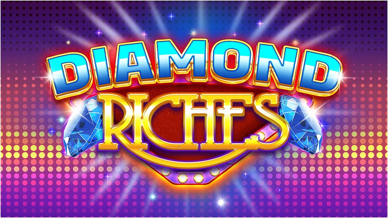 Diamond Riches Slot Play Free ▷ RTP 95.5% & High Volatility video preview