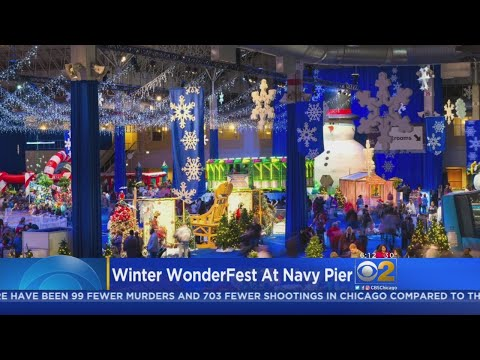 Winter Wonderfest at Navy Pier