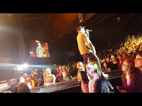 Love Broke Thru /Tobymac NYC/MSG