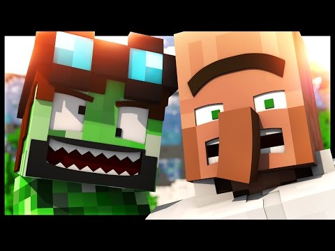 Thumbnail: DanTDM Animated | HOW TO BE A CREEPER!!! (Minecraft Animation)