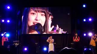 2018年3月11日 幕張メッセ① AKB48 50th 11月のアンクレット スペシャル...