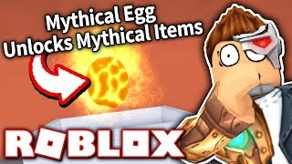 *NEW* MYTHICAL TIER UPDATE IN MINING SIMULATOR!! *BETTER THAN LEGENDARY!* (Roblox)