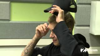 Full Justin Bieber interview with Mo' Bounce on Z100 radio station in New York - September 9, 2015